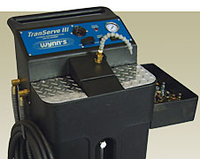 Transmission Flush Machine at Sarich Motors